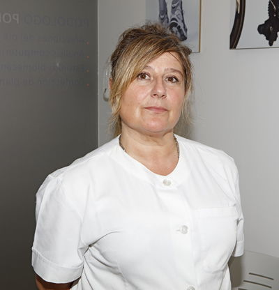 Podóloga especialista en podología pediátrica y podología clínica