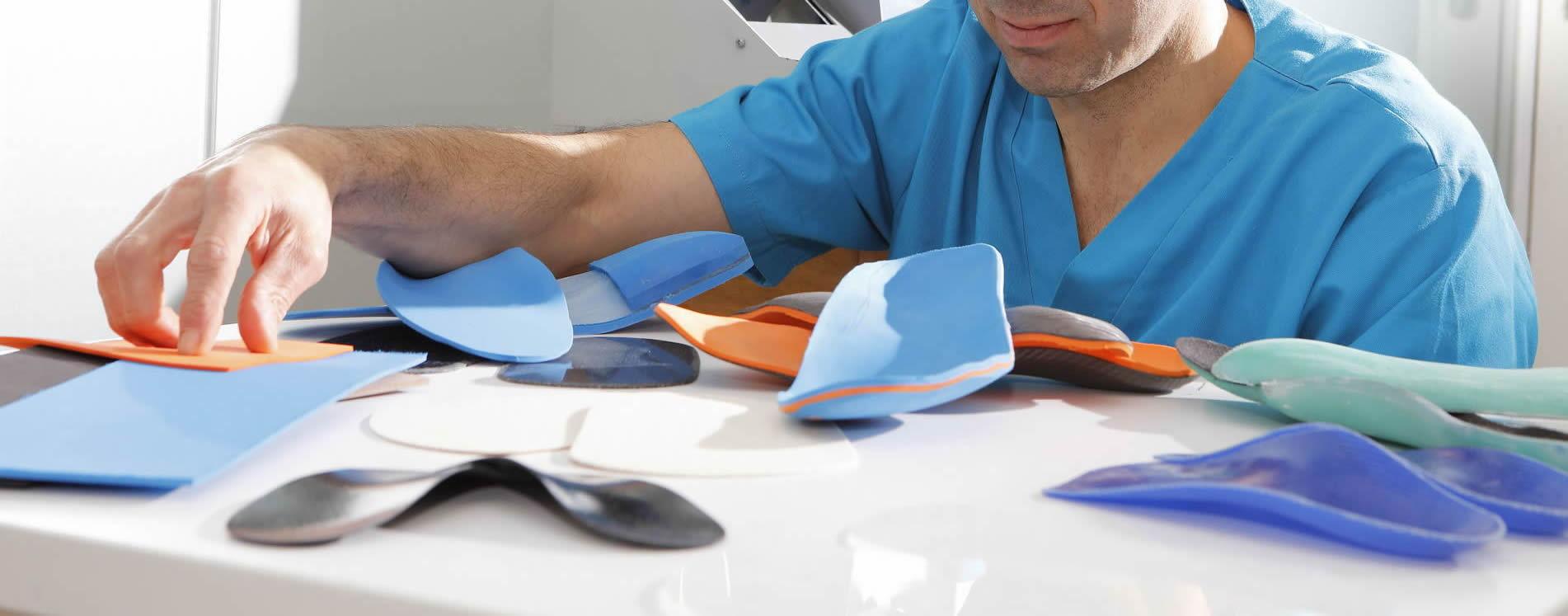 Fabricante de plantillas ortopédicas a medida en Donostia - San Sebastián